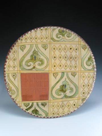 Patterned Platter