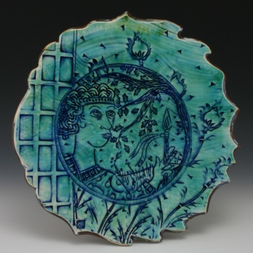 Warrior Plate