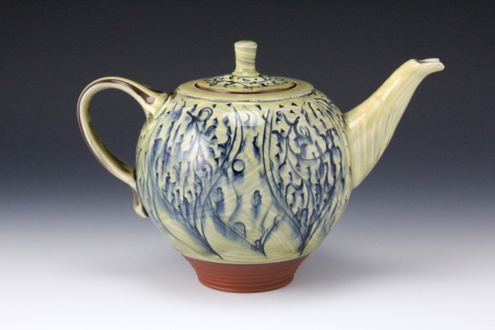 Persian Vine Teapot
