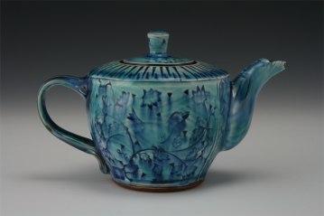 Tree of Life Teapot